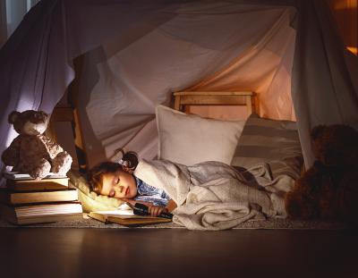 Kind schlafend 400x311